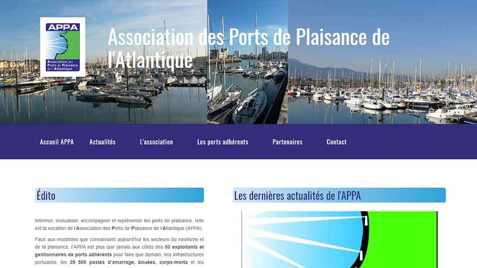 association ports atlantique