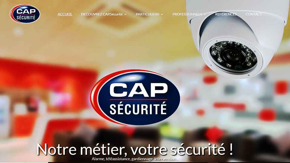 Caps securité