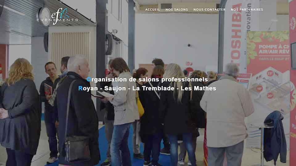 EFI EVENEMENT organisation salons
