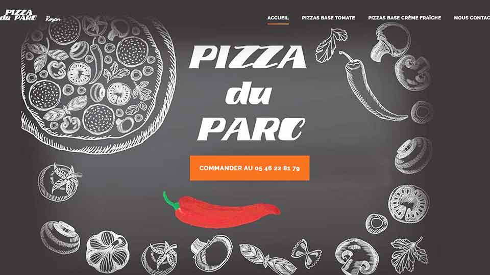 Pizza du parc, Royan