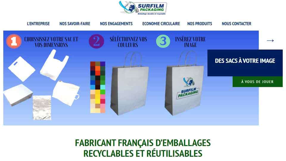 Surfilm Packaging