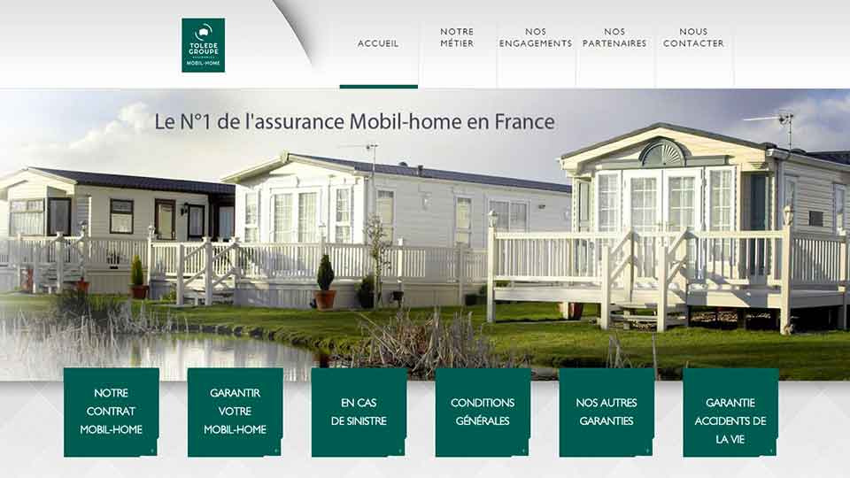 Tolede assurances mobil-homes