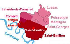 carte appellations saint-emilion