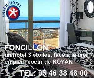 hôtel Best Western Royan