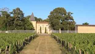 chateau escot