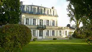 chateau Palouney
