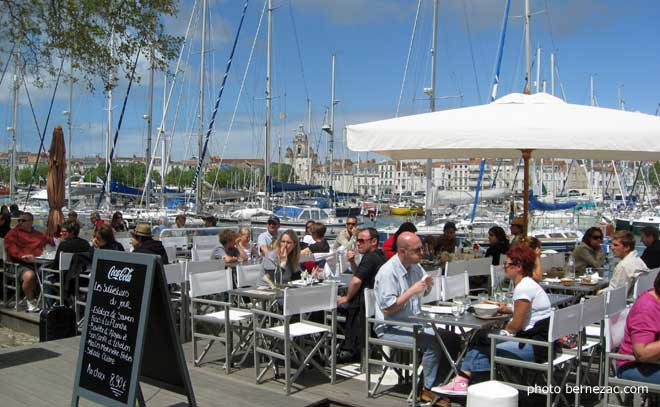 La rochelle tourisme et s jours - Restaurant vieux port la rochelle ...
