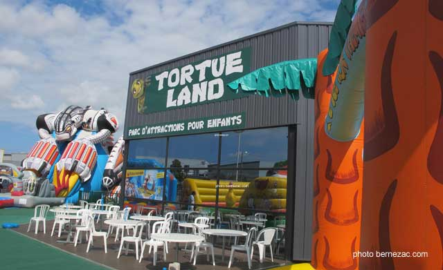 Tortue Land Royan